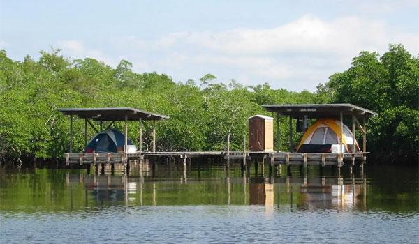 Everglade kemping