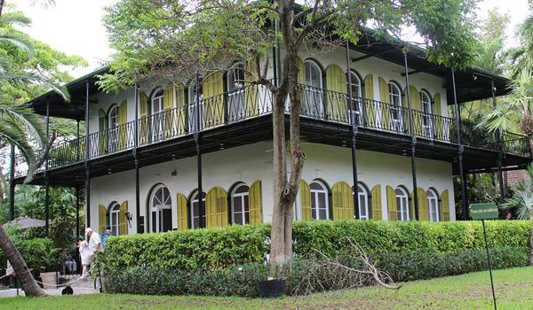 Dom muzeum Hemingwaya