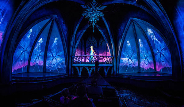 Frozen Disney Orlando