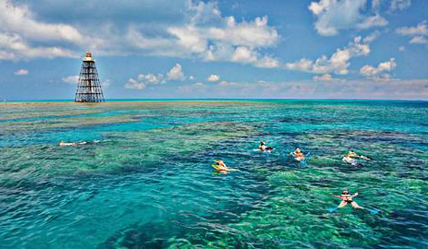 snorkeling Floryda