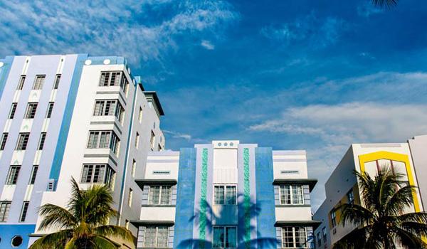 Architektura Miami