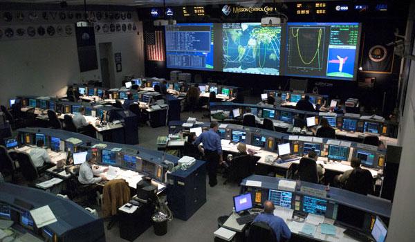 NASA centrum kontroli lotow