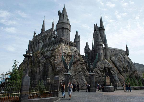 Harry Potter w Universal