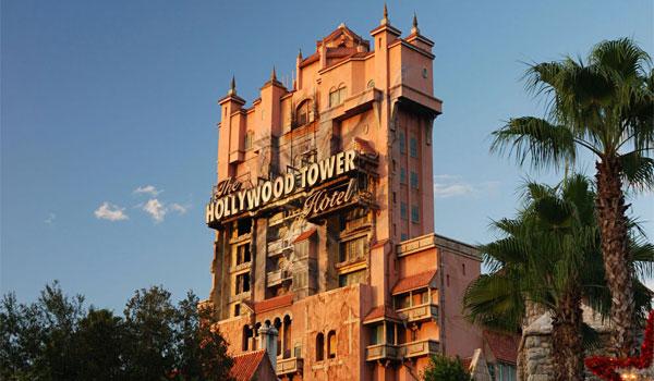 Wieża Strachu Disney