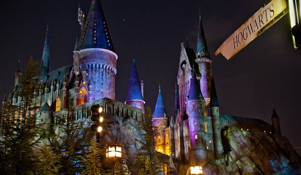 atrakcje Florydy Harry Potter