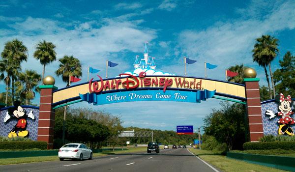 Park Disney World Orlando
