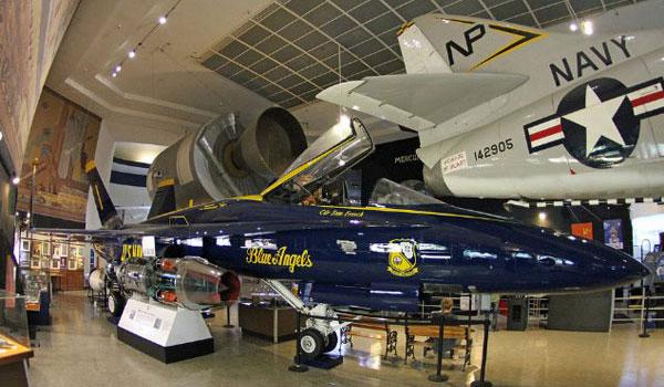 muzeum kosmosu San Diego
