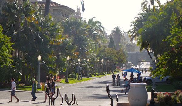 San Diego park