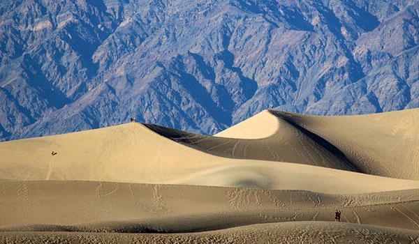 Dolina Śmierci pustynia