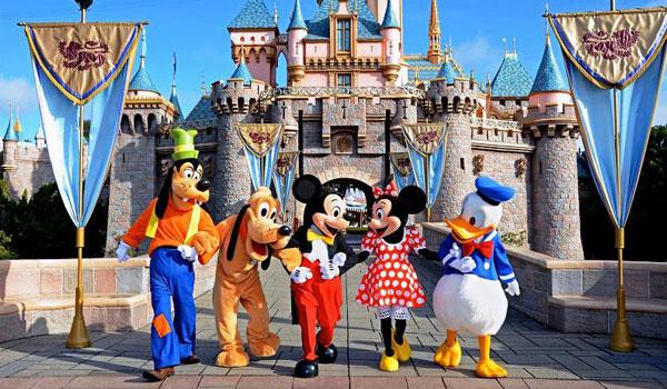 Disney Kalifornia