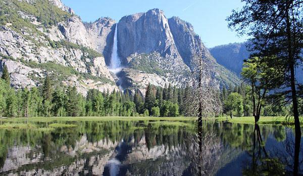 Kalifornia przyroda