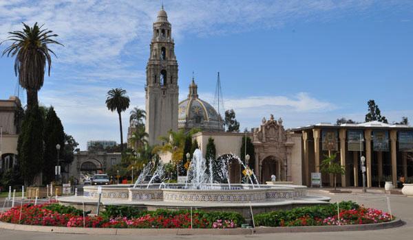 San Diego muzeum