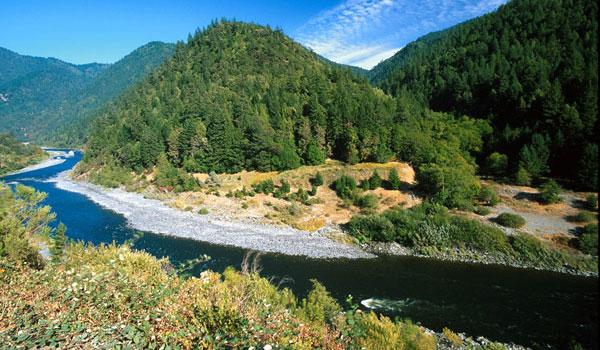 rzeka Klamath