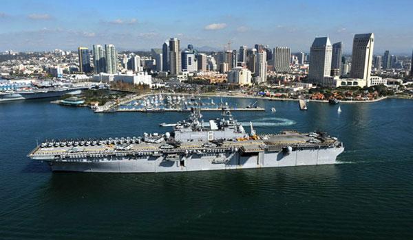 baza wojskowa San Diego