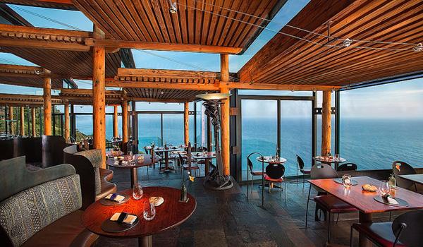 restauracja Sierra Mar