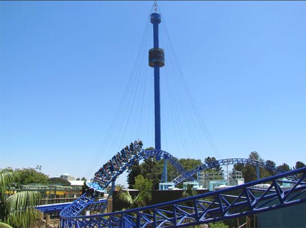 wieża widokowa SeaWorld