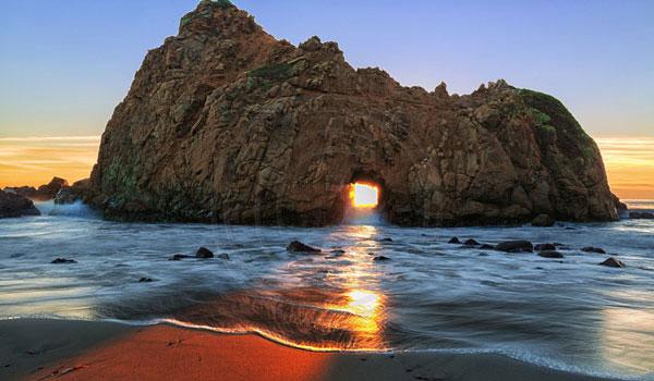 Sun Portal Kalifornia