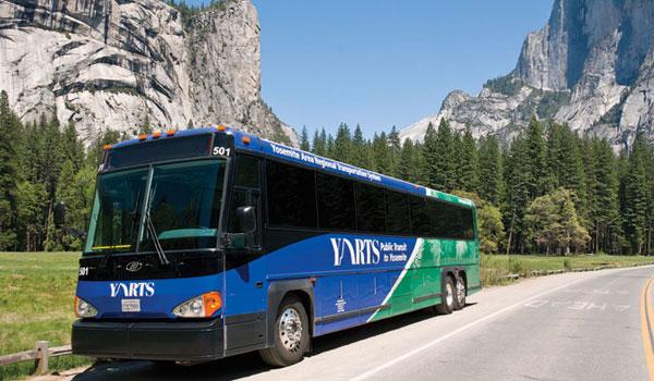 autobus Yarts