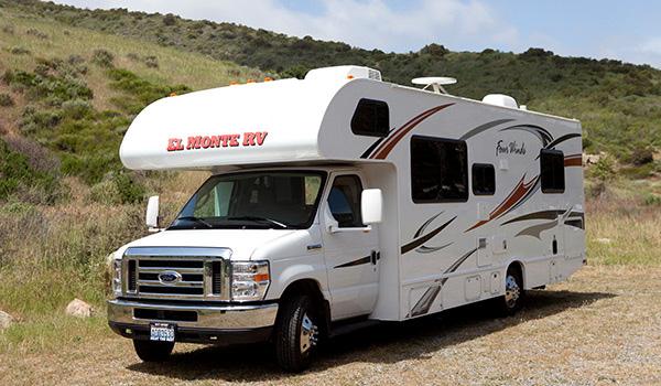 El Monte wynajem kamperów