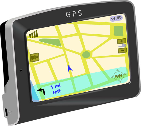 GPS w USA