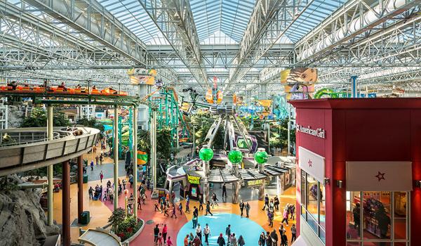 Mall of America centrum handlowe