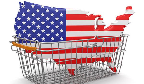 zakupy w USA