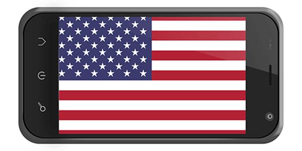 smartfon USA