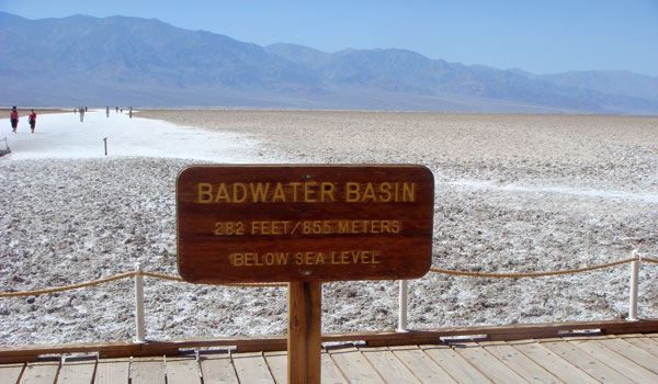 Badwater Yosemite