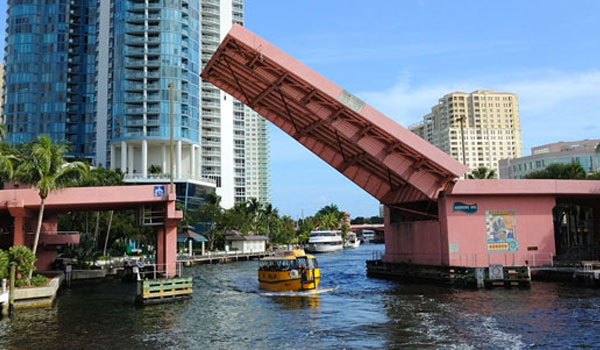 Fort Lauderdale kanały