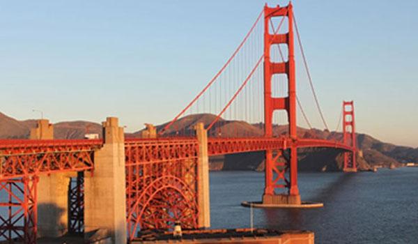 most w San Francisco