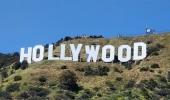 Napis Hollywood i Obserwatorium Griffitha