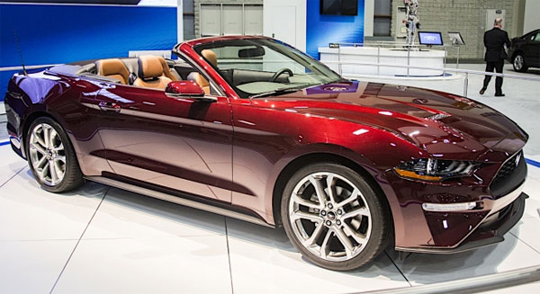 Avis Mustang