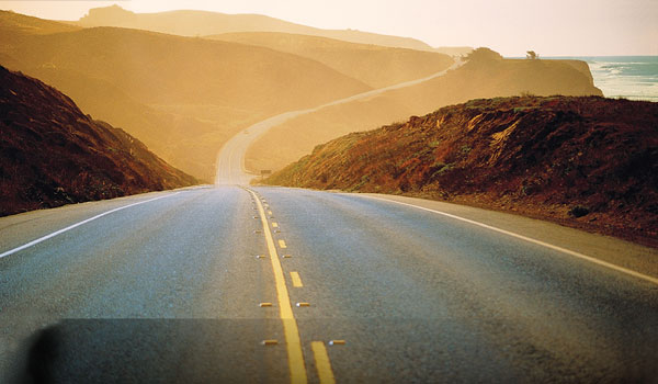 Kalifornia roadtrip