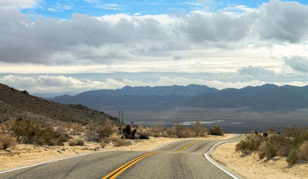 roadtrip Kalifornia