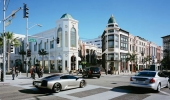 Beverly Hills i Rodeo Drive