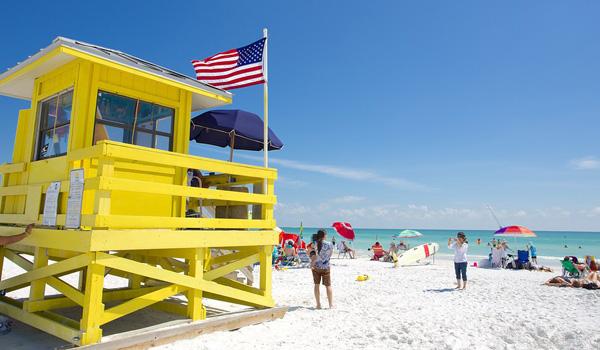 pogoda na Florydzie