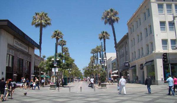 promenada Santa Monica