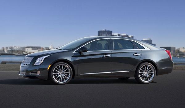 samochód luksusowy USA