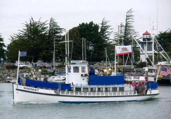 łódź Madaket