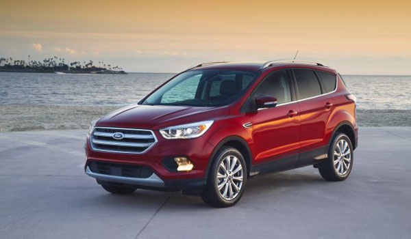 klasy samochodów do wynajęcia USA SUV Ford