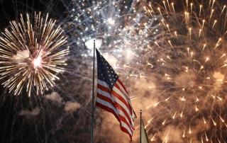 sztuczne ognie święto niepodległości