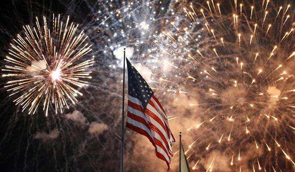 sztuczne ognie dzień niepodległości