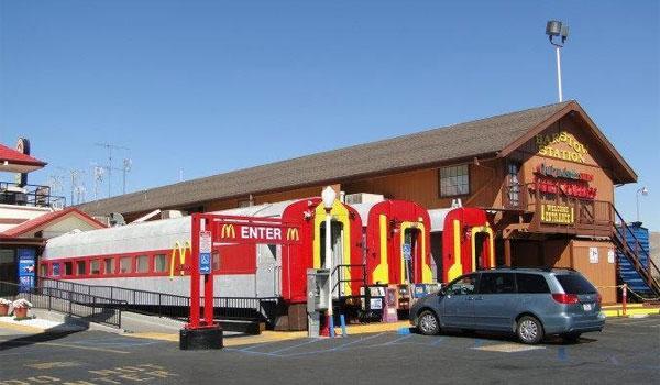 McDonalds Barstow