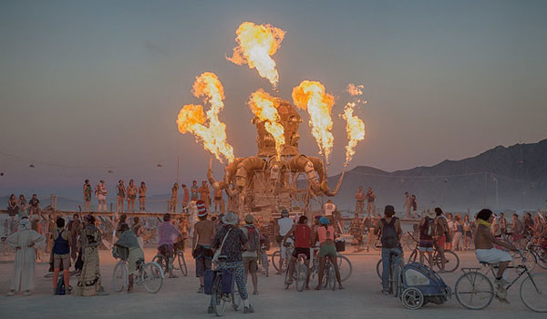 Burning Man festiwal