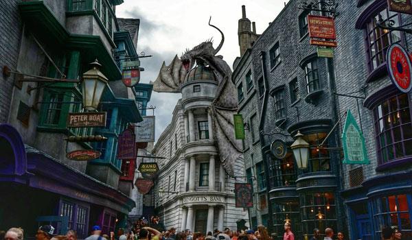 Harry Potter Floryda
