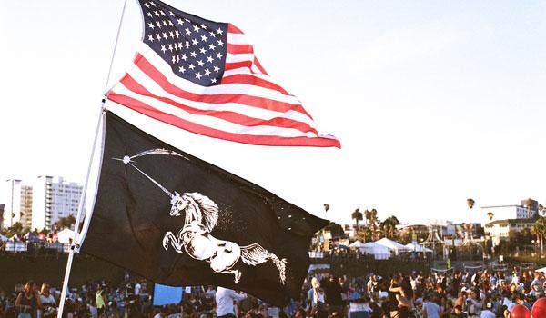 letnie festiwale USA