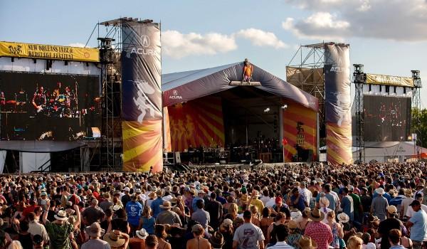 Newy Orlean festiwal