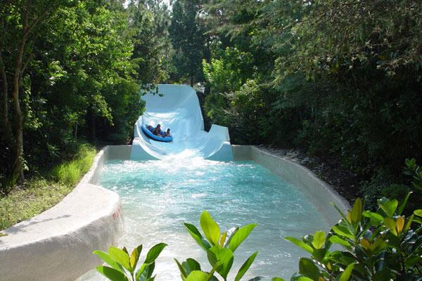 parki wodne Disneya Teamboat Springs