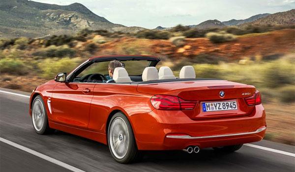 BMW kabriolet Floryda