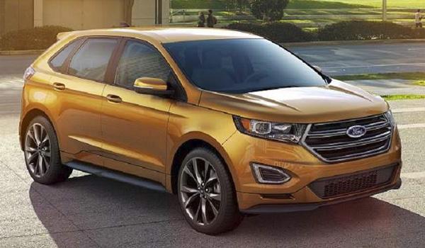 Ford Edge SUV USA